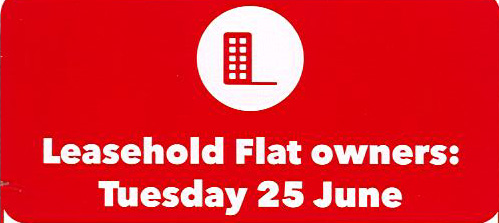 Free drop-in event for leasehold flat owners